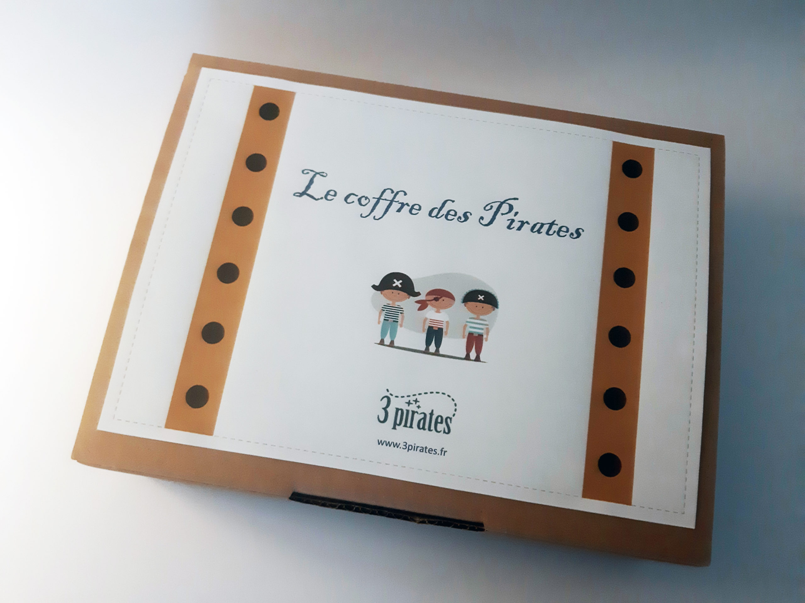 photo de Le Coffre des Pirates – Septembre